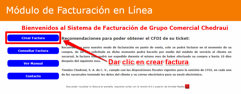 C:\Users\cuantrun\Desktop\Articulos escritos\Chedraui facturación\Chedraui facturación paso 2.png