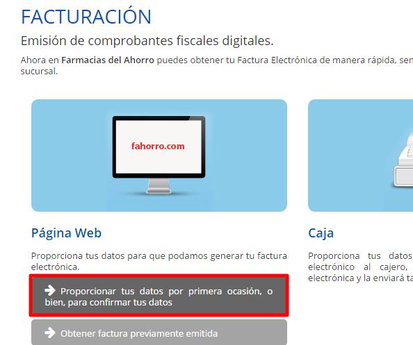C:\Users\cuantrun\Desktop\Articulos escritos\Farmacias del Ahorro facturación  paso 1.png