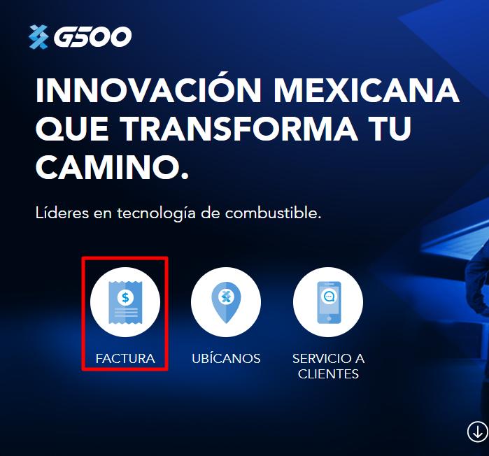 C:\Users\cuantrun\Desktop\Articulos escritos\G500 facturación\G500 facturación paso 1.png