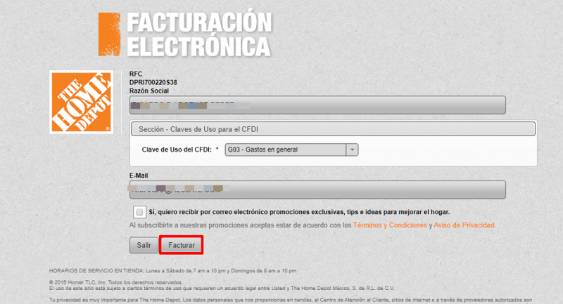 C:\Users\cuantrun\Desktop\Articulos escritos\Home Depot facturación\Home Depot facturación paso 2.png