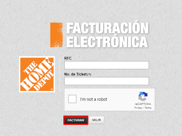 C:\Users\cuantrun\Desktop\Articulos escritos\Home Depot facturación\Home Depot facturación paso 1.png